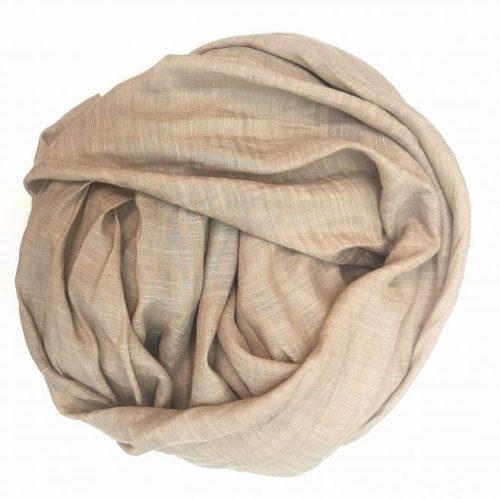 Sand Cotton Scarf