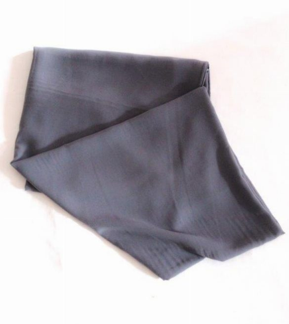 Charcoal Georgette