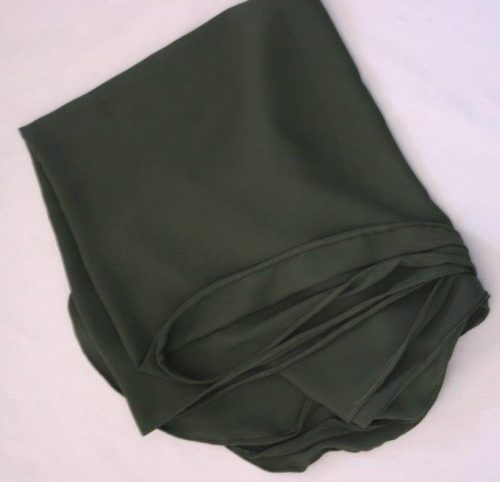 Army Green Georgette