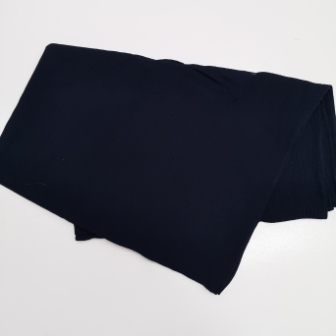 Navy Blue Cotton