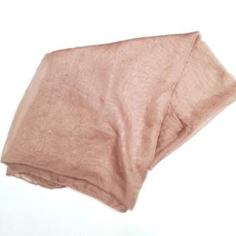 Dusty Pink Chiffon