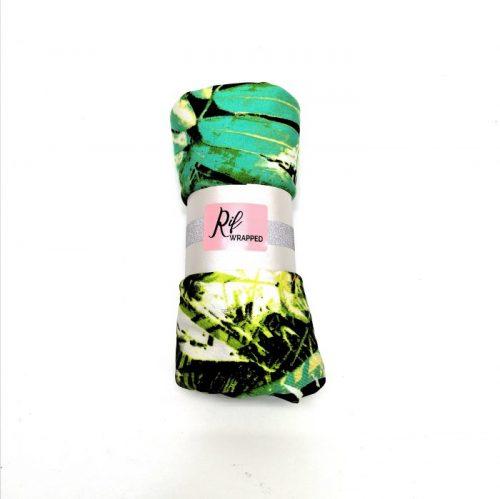 Tropical Leaf Print Pinfree