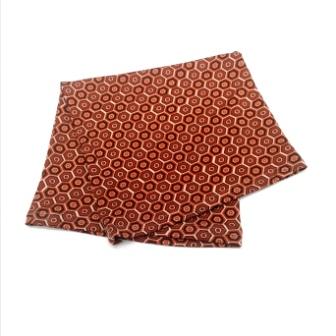 Honeycomb Print Underscarf