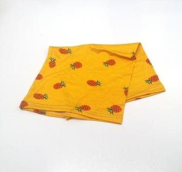 Pineapple Print Underscarf