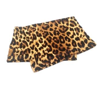 Leopard Print Underscarf